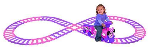 Kiddieland Minnie with Track