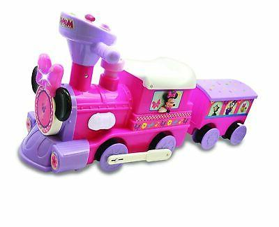 minnie ride train