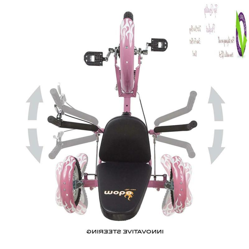 Mobo Kart Trike. Kids Bike. Youth Cruiser