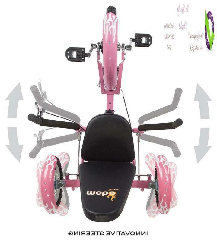 Mobo Kart Bike. Cruiser Tricycle