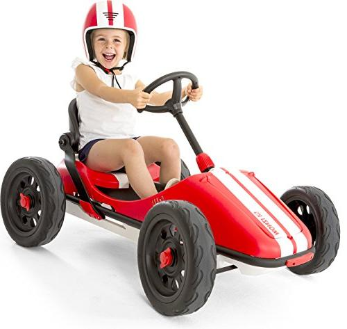 Chillafish Foldable Pedal Go-Kart, with Airless