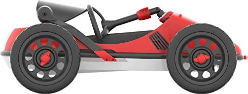 Foldable Pedal Go-Kart, with Airless