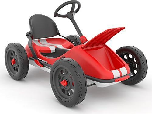 Chillafish Monzi Foldable Go-Kart, with Airless
