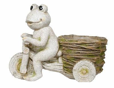 mzp406 stone frog tricycle w