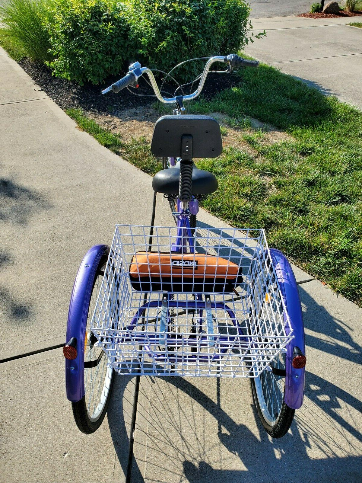 """New! 26"""" Electric Tricycle and"""