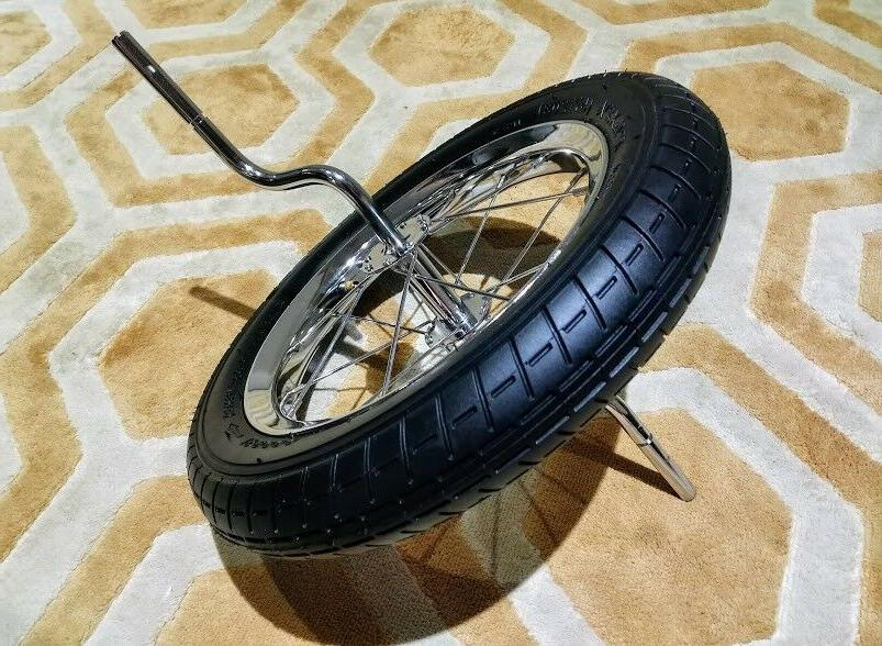 new roadster tricycle part front wheel front