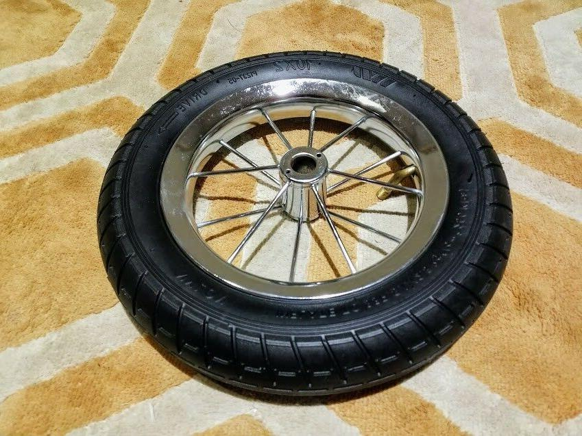 new roadster tricycle part rear wheel tube
