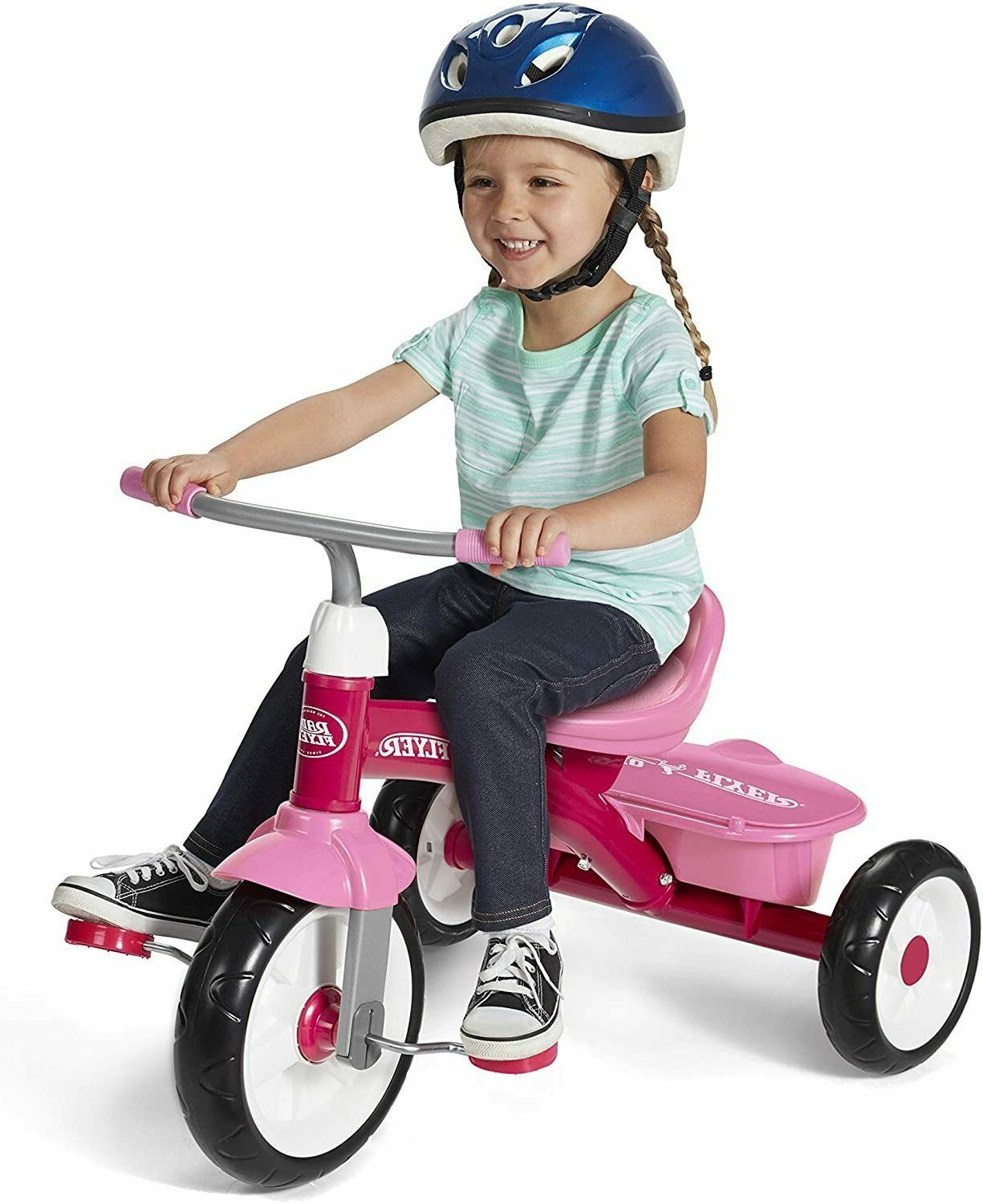Radio Pink Rider Outdoor 2.5 to years old