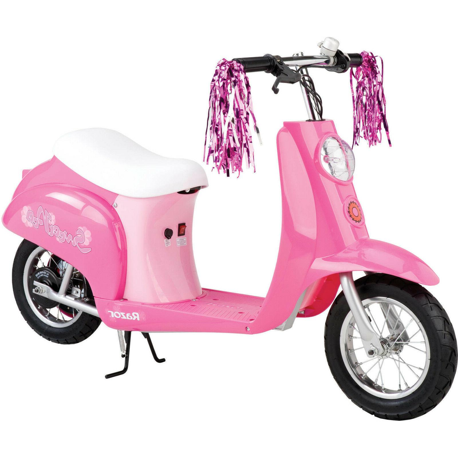 Razor Pocket Girls Electric Scooter Sweet