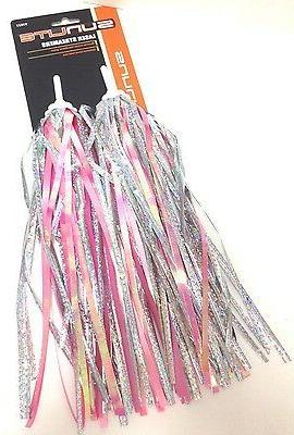 Sunlite Pom Pom Streamers, Pink