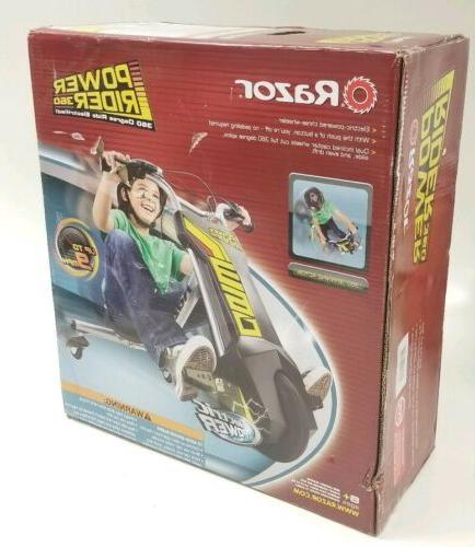 Razor Power Rider 360 Electric 20136401 Trike