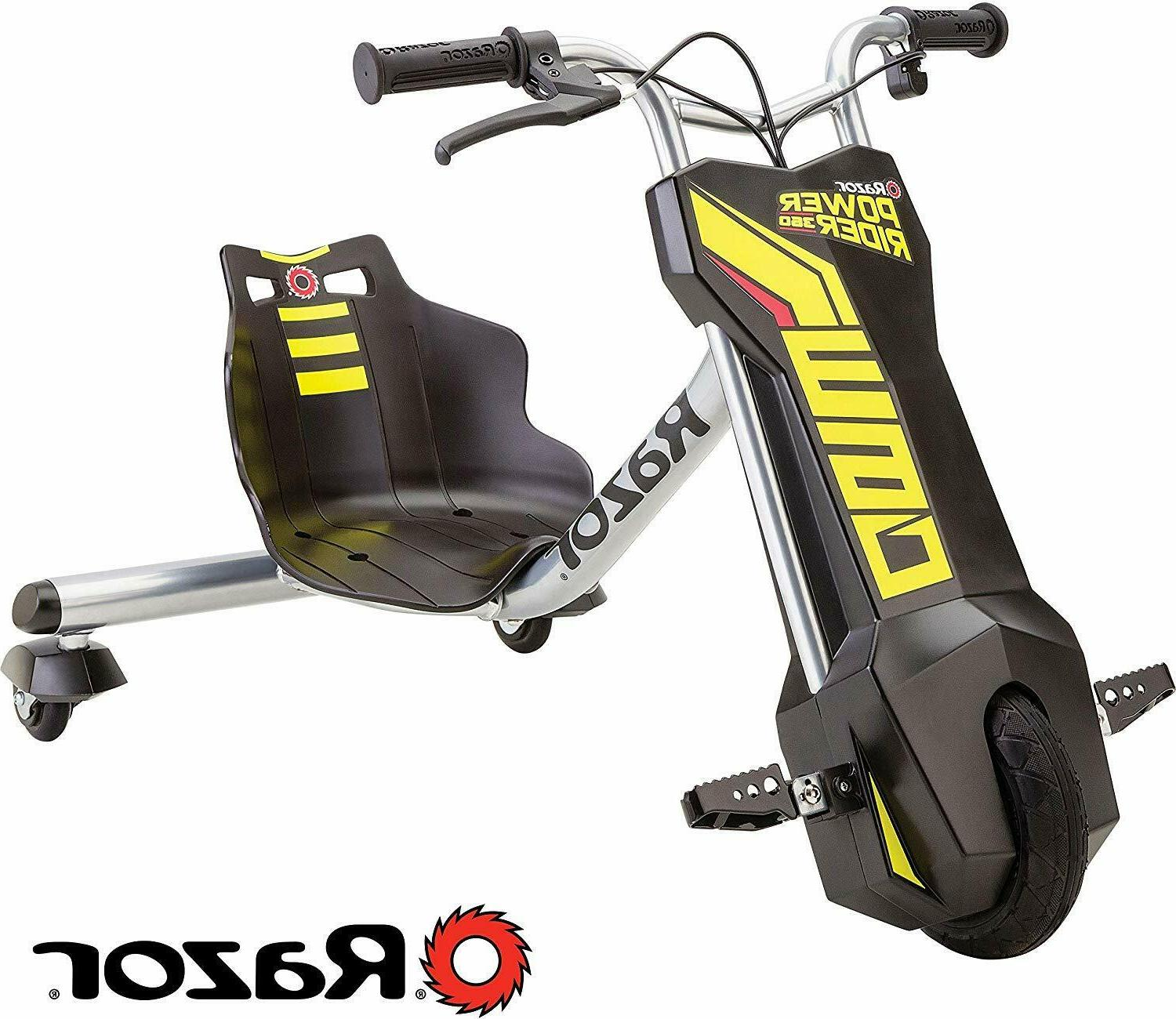 power rider 360 electric tricycle 20136401 kids