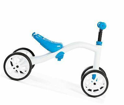 "Chillafish 4-Wheeler ""Grow-with-Me"" Ride-On Quad, Blue Only"