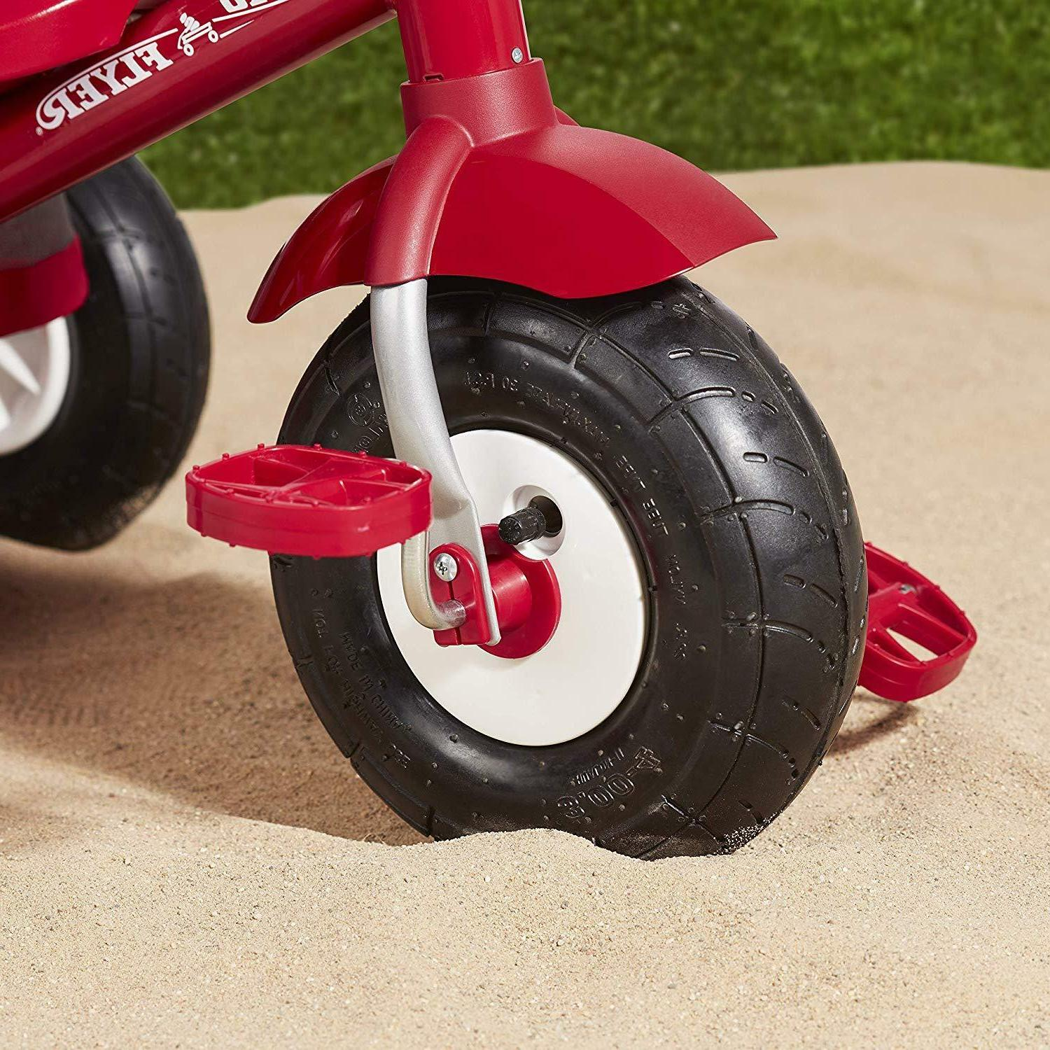 Radio Flyer Ultimate All-Terrain Stroll 'N Trike,