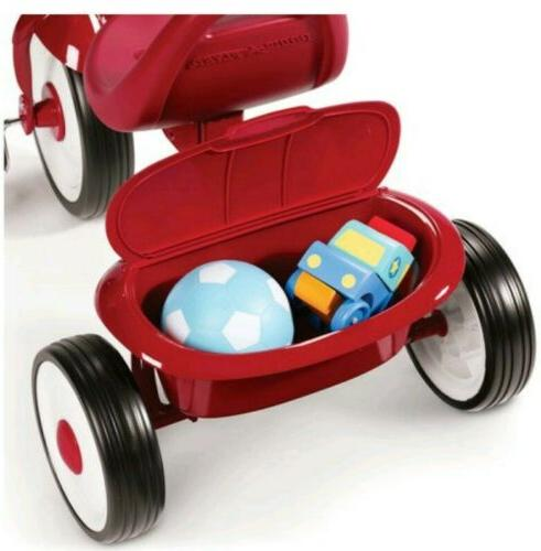 Radio Flyer, Ride Assembled. Red