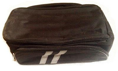 rear battery utility bag for bicycle or