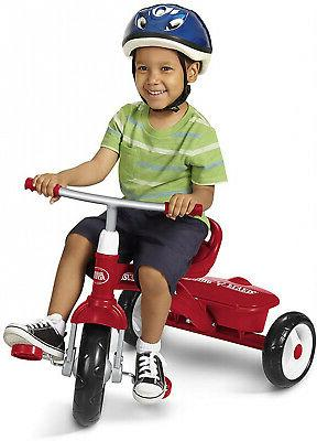Radio Red Trike Kids Toddler