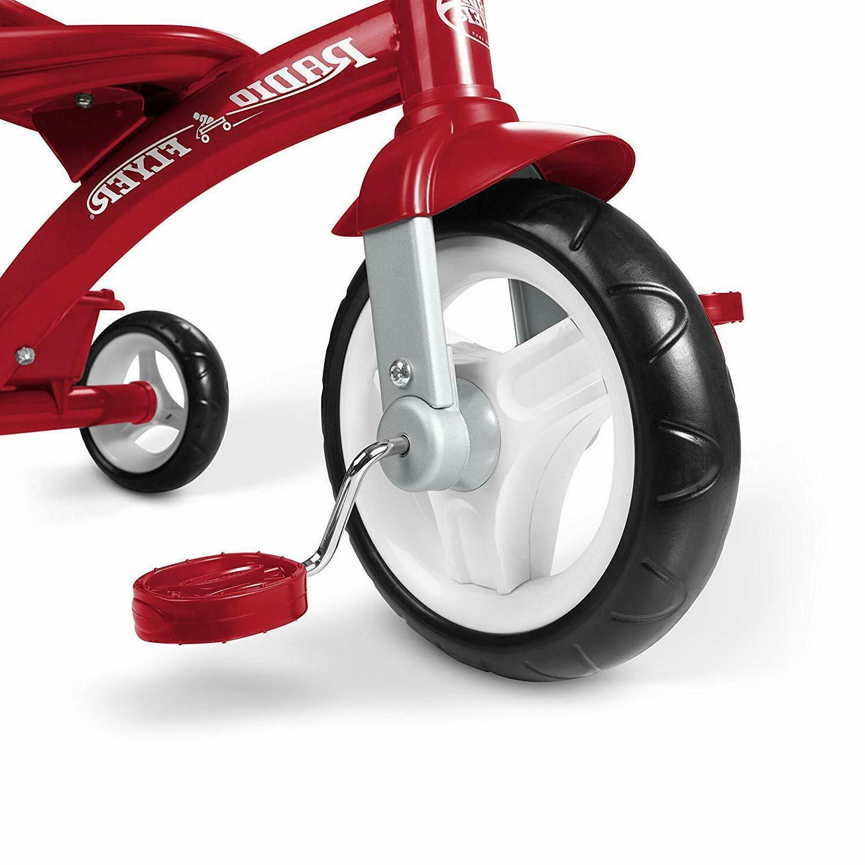 Red Triciclo Trike Kids Toddler Ride Fun