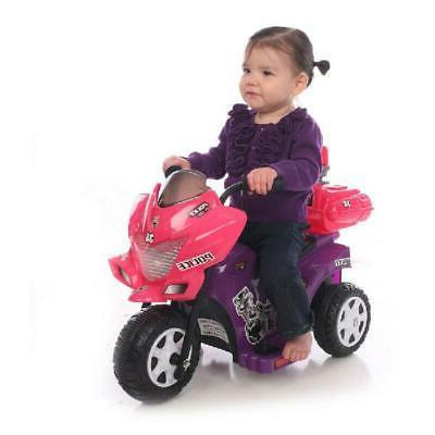 Ride Battery Motor Purple/Pink