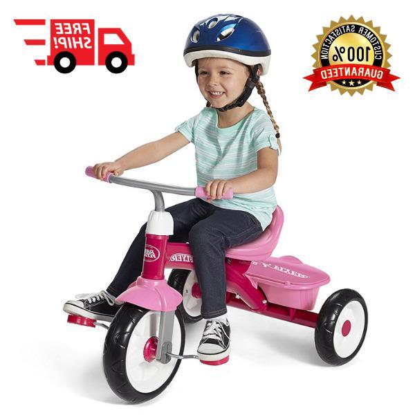 rider trike ride
