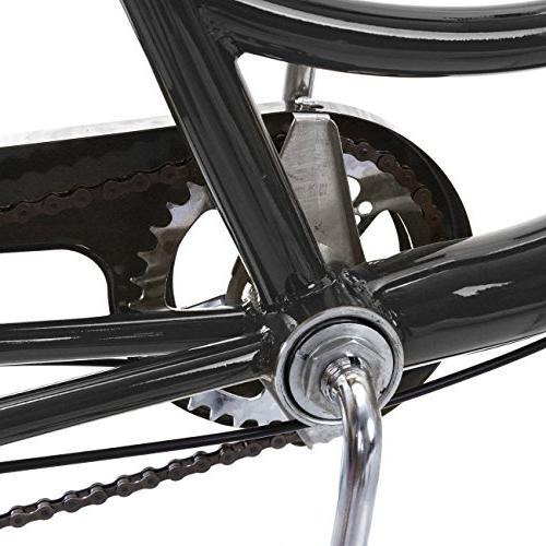 Ridgayard Inch 3 Wheel Adult Tricycle with Folding Basket