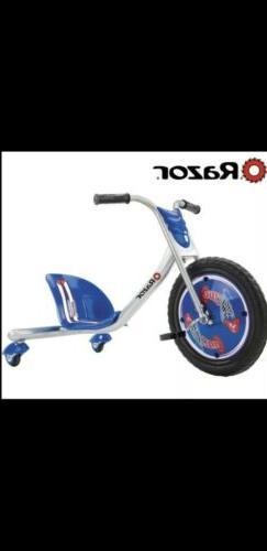 Razor RipRider 360  Caster Tricycle - Blue