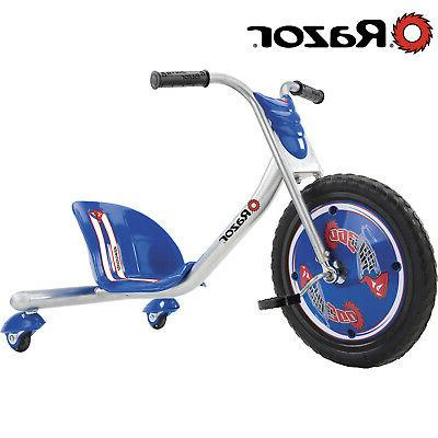 Razor RipRider Caster Tricycle - Blue