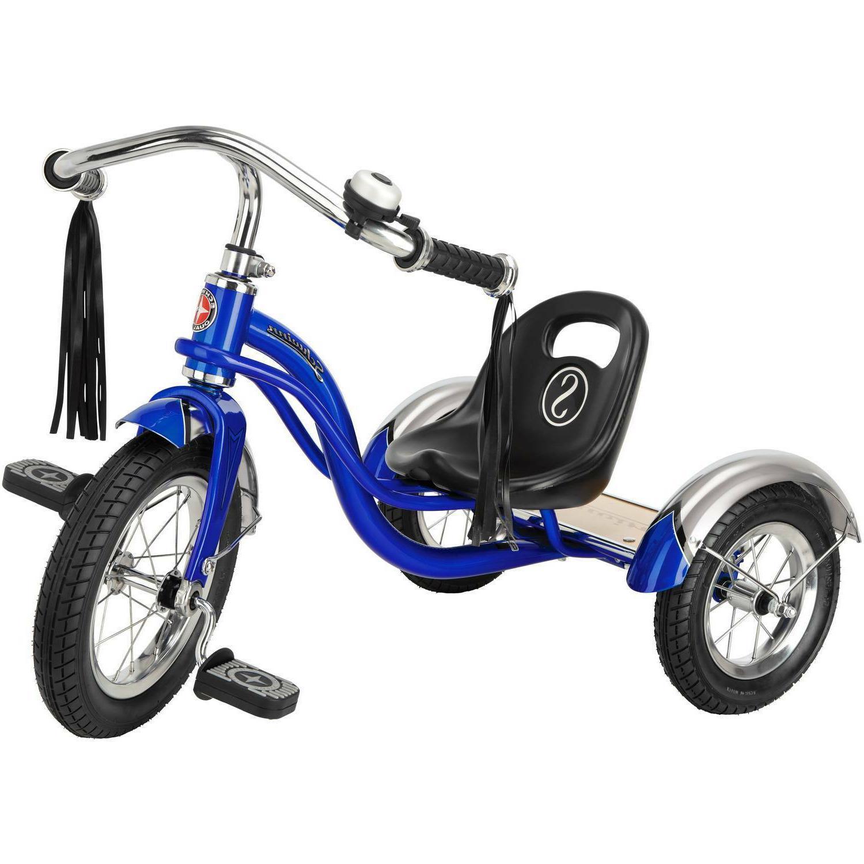 roadster 12 inch trike full steel unisex