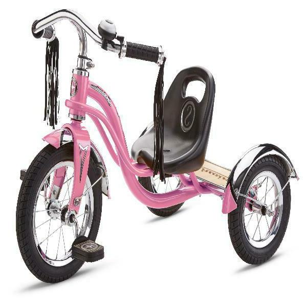 "Schwinn Roadster Tricycle, 12"" wheel, 2"