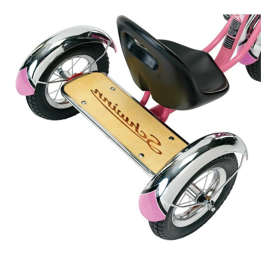 Schwinn Roadster Sports Ride-On Kids Training Wheels,