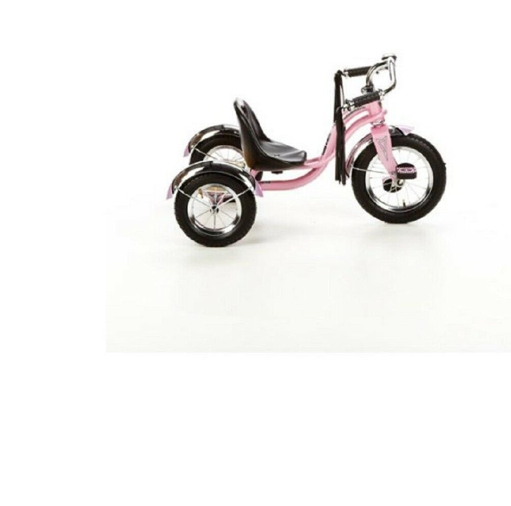 Ride-On Wheels, Pink,