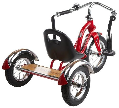 Schwinn Roadster Tricycle Red