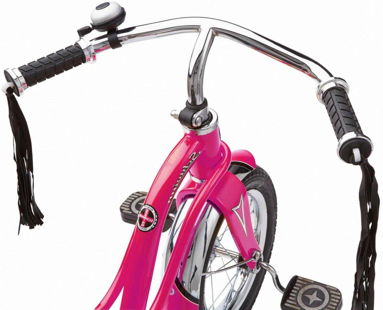 Schwinn Roadster 12-Inch Front Wheel Hot Pink Air