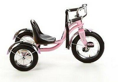 SCHWINN Roadster Trike Lifetime Warranty Tricycle Todler's