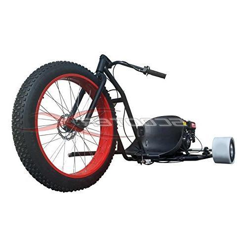 scooterx drifter 6 5hp 196cc