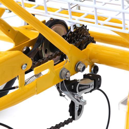 Shimano 3-Wheel Tricycle Trike