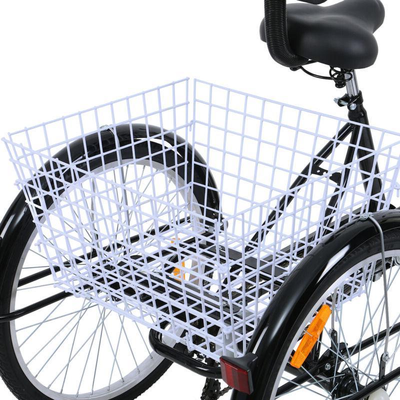 Ridgeyard Speed TricycleBike Bicycle Trike