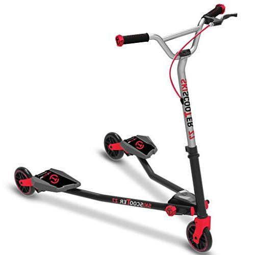 "Smart Trike Skiscooter Kids Scooter, 42.3"""