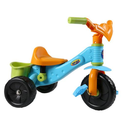 3 On Tricycles Bike Kids Toys Children Toddler Age Gift