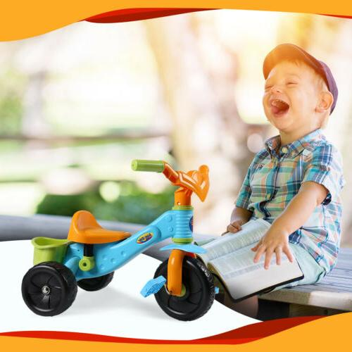 3 Ride On Tricycles Bike Toys Children Toddler For Age