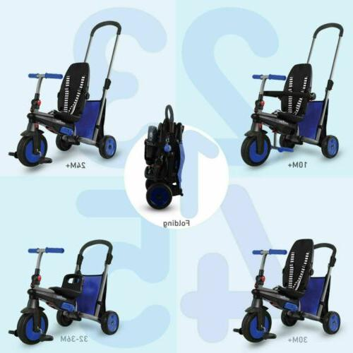 smarTrike 5 Baby Tricycle Smart -Blue