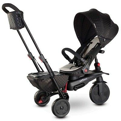 smarTrike smarTfold 700 baby Tricycle 8 In 1 with Brake Fold