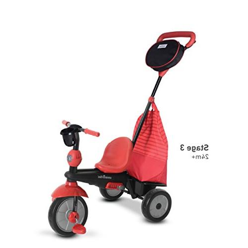 smarTrike Tricycle, Red