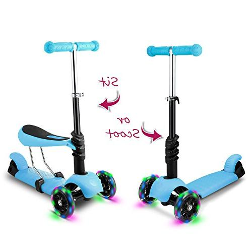 toddler kick scooter