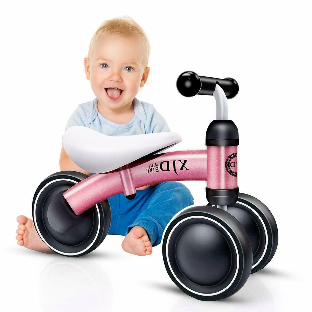 toddler trike baby balance bike 3 wheels