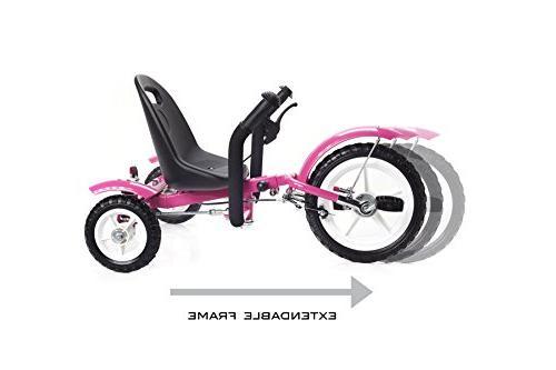 Mobo Cruiser Toddler's Three Wheeled Pink,