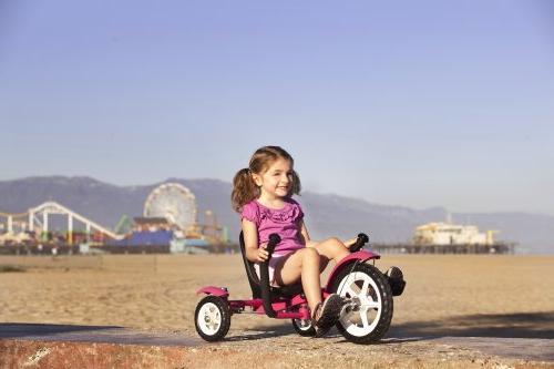 Mobo Cruiser Tot Ergonomic Toddler's Pink, 12-Inch