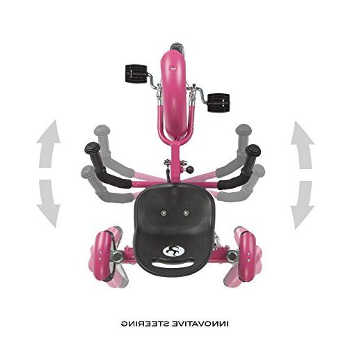 Mobo Toddler's Cruiser, Pink, 12-Inch