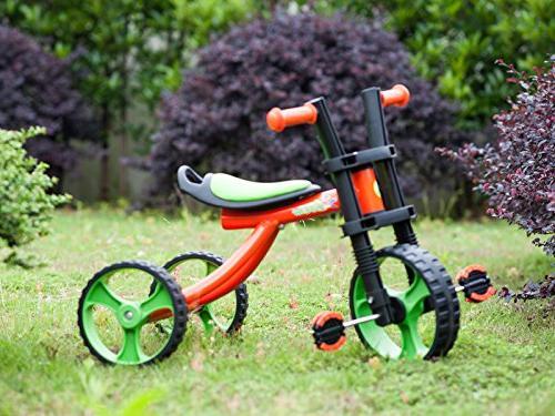 Tauki Tricycle 3 Wheels Toddler Trike,