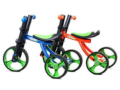 Tauki Inch Kids Tricycle Wheels Trike,